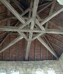 charpente clocher